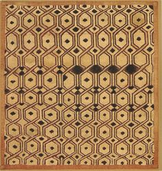 Kuba cloth, cut pile raffia, DR of Congo Congo, African Textiles, Handmade Tiles, Pattern Library, Surface Pattern Design, Textile Design, Bark Cloth, Gallery, Carpets