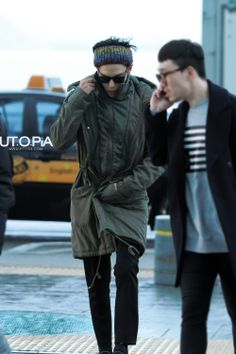 {PICS} 131209 TOP @ Incheon Airport going to New York