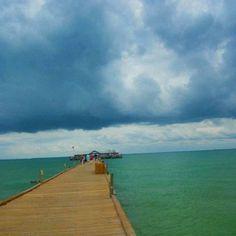 West coast of Florida a beautiful place call Ana Maria island where I married my love