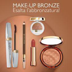 #Viso abbronzato e #pelle ambrata... la nuance perfetta per il #makeup…