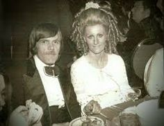 Johnny Paycheck and his wife Sharon Johnny Paycheck, Hero, Celebrities, Sayings, Celebs, Lyrics, Celebrity, Quotations, Idioms