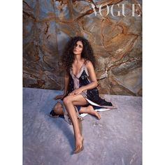 Katrina Kaif Totally Rocks Her Curly Hair Look As She Turns Vogue Cover Girl For December - HungryBoo Katrina Kaif Images, Katrina Kaif Photo, Bollywood Stars, Bollywood Fashion, Sonam Kapoor, Deepika Padukone, Sonakshi Sinha, Bollywood Celebrities, Bollywood Actress