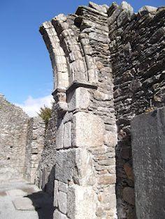 Arco Catedral de Glendalough
