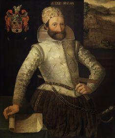 Curious Portraits of Dead Elizabethans