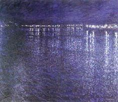 Reflections oil painting by Eugene Jansson, 1903 ✶✶✶