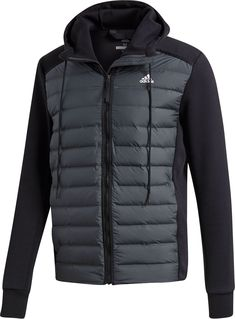 Polo Hilfiger, Salopette Jeans, Mode Simple, Baskets En Cuir, Types Of Jackets, Baskets Nike, Adidas Performance, Foot Locker, Padded Jacket
