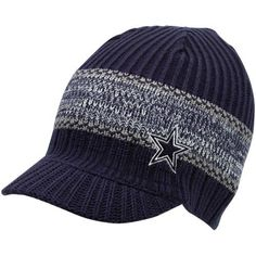 Reebok Dallas Cowboys Navy Blue Atlas Knit Visor Beanie by Reebok, http://www.amazon.com/dp/B005N1VV7C/ref=cm_sw_r_pi_dp_f0oVqb17G23AM