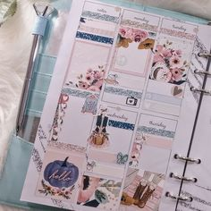 Weekly Spread, Weekly Planner, Inspiration, Biblical Inspiration, Inspirational, Inhalation