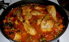 pollo tapado muy rico Lunch Recipes, Mexican Food Recipes, Breakfast Recipes, Cooking Recipes, Ethnic Recipes, Pollo Guisado, Pollo Chicken, American Dishes, Comida Latina