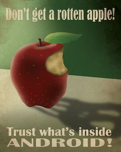 Social Media Propaganda Posters ~ Aaron Wood