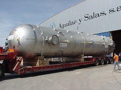 Aguilar y Salas | Equipamiento Aguilar y Salas | Reactores | Cladding | Tubulares Aguilar y Salas | Sectores Aguilar y Salas | Refineria | Petroquímica | Química http://www.aguilarysalas.com/