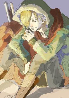- One Piece  - Sanji