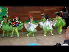 Baile de la oruga. - YouTube