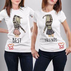 Para vs y tu mejor amiga