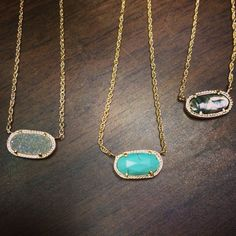 new kendra scott necklaces...give me