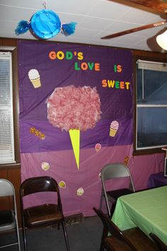 Amazing Grace hoe SWEET the sound VBS
