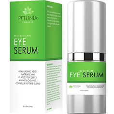 Revitalize Eye Serum  For Dark Circles Puffiness Bags Tired and Swollen Eyes  AntiAging Treatment  Hydrating Firming  Diminishes Wrinkles Fine Lines and Crows Feet 078 fl oz * Visit the image link more details.