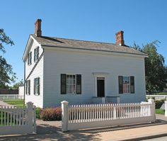 Henry Ford's Boyhood Home, Greenfield Village, Dearborn, MI