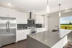 CANOPY AT MAPLE LEAF | Build Urban #contemporary #kitchen #modern