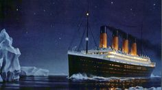 Titanic - Painting by Uttam Sarker in My Projects at touchtalent