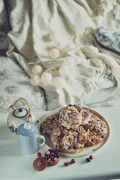 Smaki Alzacji : Möndlusnúdar z cyklu Wypiekanie na śniadanie