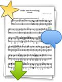 Make beautiful sheet music, quick and easy with the free and open source MuseScore sofware. Free Sheet Music, Piano Sheet Music, Education Sites, Visual And Performing Arts, Free Piano, Piano Teaching, Music Therapy, Make Me Happy, The Creator