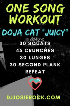 One Song Workouts, Mini Workouts, Cheer Workouts, Fast Workouts, Workout Songs, Morning Workouts, Song Workout Challenge, Squat Challenge, Running Songs