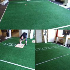 Paco Home Alfombra con Diseño de Campo de Fútbol f39a8587df273
