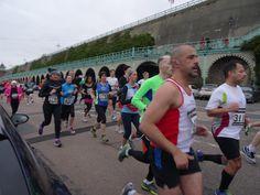 Brooks Brighton 10K complete start 2013