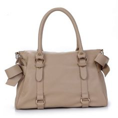 $23.82 Stylish Bow and Buckle Design Women's Tote Bag