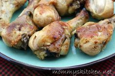 Mommy's Kitchen - Country Cooking & Family Friendly Recipes: Easy Peasy Chicken Legs ~ Potluck Sunday