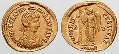Justa Grata Honoria – the only daughter of Constantius III and Galla Placidia, she was the older sister of Valentinan III. After her brother decided to marry her to a senator, Honoria sent a ring to Attila asking him to rescue her. Attila used this as an excuse to invade Italy. Nothing was heard of Honoria after this.