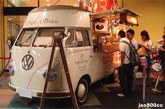 ワーゲンバス VW Type II の移動販売車3 - あっ!フォトログ