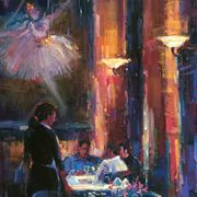 Michael Flohr, painter I will have this one, one day- I can tell her story...