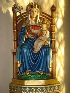 Nuestra Señora de Walsingham / 24 de Septiembre / Año: 1061 / Lugar: Walsingham, Norfolk, Inglaterra / Tres apariciones de la Virgen a Lady Richedis.