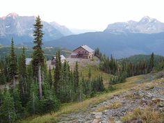 Great Northern Railway Buildings in Glacier County, Montana.
