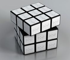 Rubik cube - oh my dad would love the challenge if this one!