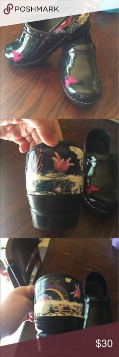 Koi by Sonita nursing clogs Backs are a little faded but still in awesome shape Shoes Mules & Clogs