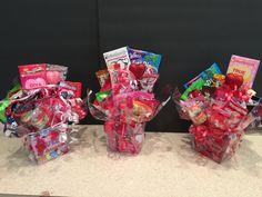 Valentines Day Kids candy bouquet