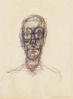 Alberto Giacometti: Tete de Diego Impressionist/Modern Works on Paper | Fine Art Auction | Christie's