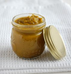 Homemade vegetable stock paste... a little effort, but it keeps for 6 months.