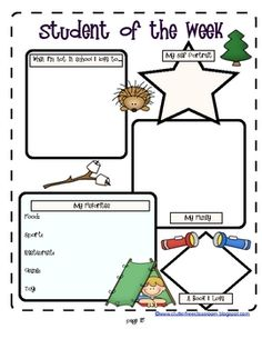 Clutter-Free Classroom Printables Star of the Week Star Themed Classroom, Forest Classroom, Stars Classroom, New Classroom, 4th Grade Classroom, Kindergarten Classroom, Classroom Themes, Classroom Activities, Classroom Behavior