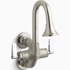 Chicago Faucets - Model #225-ABCP Fits the Kohler Brockway Sink ...