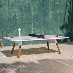 Table Tennis Dining Table