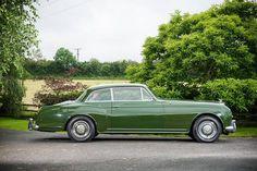 1958 Bentley S1 Continental Park Ward Two-Door Sports Saloon