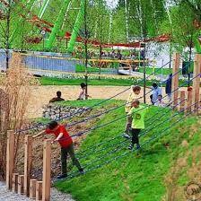 Image result for natural playground design
