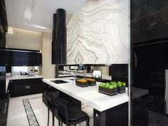 25 of the Hottest Kitchen Noir Designs - Page 5 of 5 - Home Epiphany