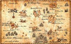 древние карты сокровищ - Поиск в Google