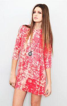 Three Quarter Sleeve Dress by Parker
