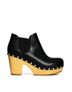 ASOS EXPOSURE Ankle Boots